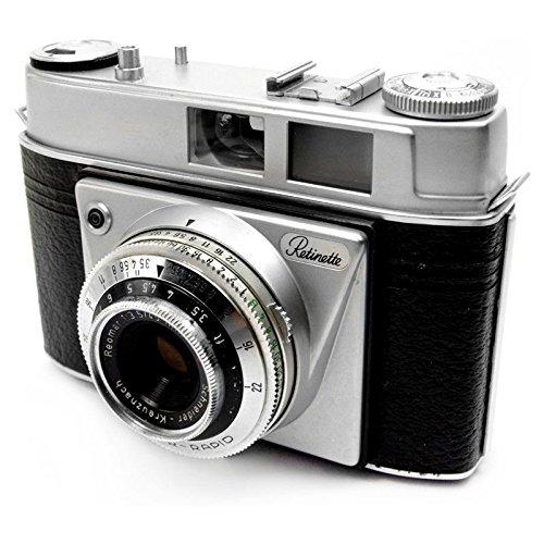 Kodak Retinette 1-Vintage 1950s, Kamera Design, 35 mm
