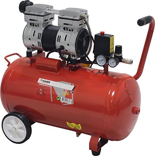 Compressor Ar, 50 Litros Sin Mantenimiento
