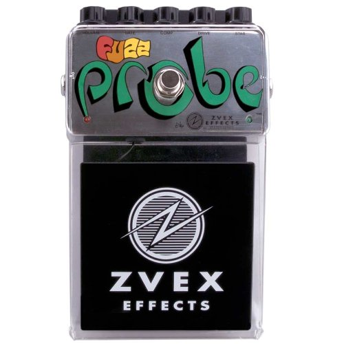 ZVex Fuzz Probe Vexter Series Theramin-Style Pedal