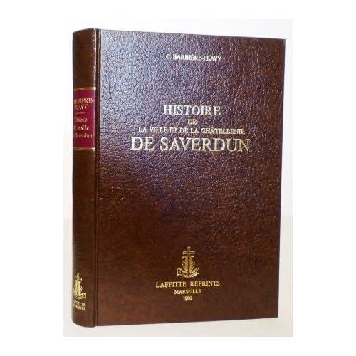 Histoire de la ville et de la châtellenie de Saverdun