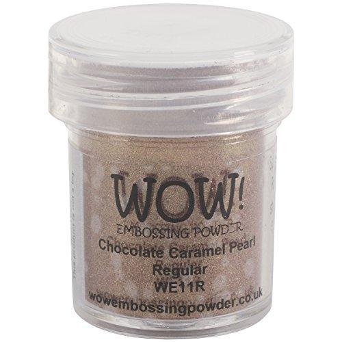 WOW! Embossing Powder 15ml-Chocolate Caramel Pearl (Emboss Pulver)