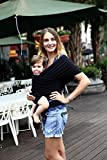 YITEJIA Hohe Qualität Baby Carrier Sling für Neugeborene Infantile Weiche Wrap Atmungsaktiv Wrap Kindersitz Anca Hipseat Allattare Nascita Bezug Nursing Komfortable (Color : BC0004)