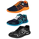 #8: Earton Men Combo Pack Of 3 Sports Running Shoes
