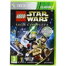 Lego Star Wars: La Saga Completa Cls [Importación Italiana]