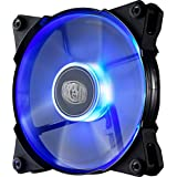 Cooler Master Jetflo 120 LED Bleu Ventilateurs de boîtier '800-2000 RPM, 120mm, LED Bleu' R4-JFDP-20PB-R1