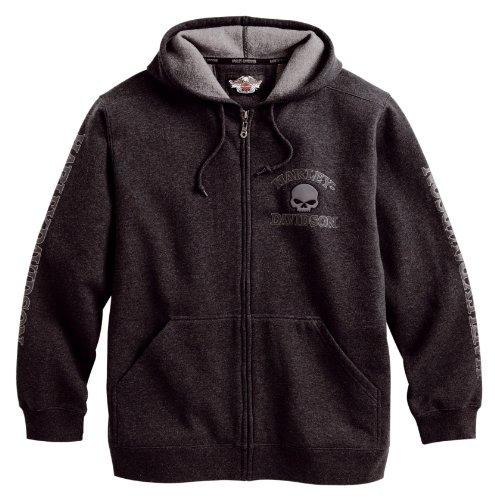 harley-davidson-skull-99022-hoody-17vm-men-outerwear-grey-62-64