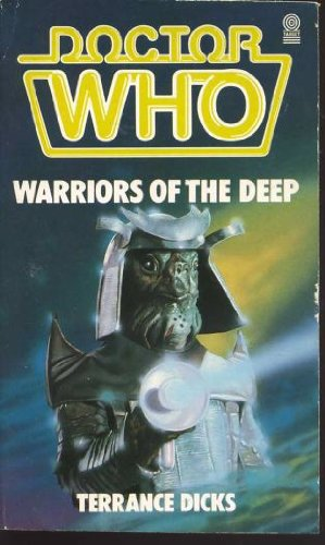 Cover of Warriors of the Deep (Doctor Who)