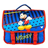 CARTABLE 35CM BLEU-MICKEY DISNEY
