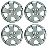 #10: Hotwheelz Premium Quality OEM replacement Wheel Cover for Hyundai Santro Xing 13 inch (Set of 4pc)