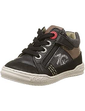 Kickers Jinjang - Zapatos de Primeros Pasos Bebé-Niños