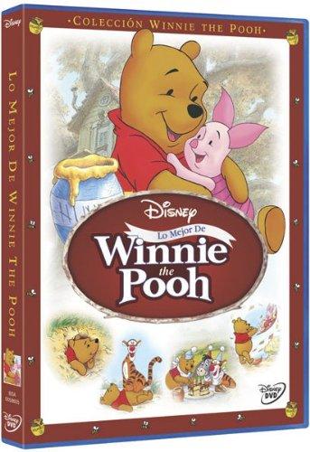 Lo Mejor De Winnie The Pooh [DVD]