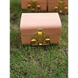 GiftingBestWishes Metal Trunk/Decorative Box/Gift Box/Baby Shower Gift/Birth Announcement Gift