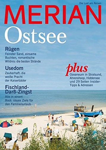 Preisvergleich Produktbild MERIAN Ostsee: Rügen Usedom Fischland Darß (MERIAN Hefte)