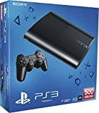 Sony PlayStation 3 - 500 GB - Schwarz