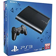 PlayStation 3 - Console 500GB P Chassis EUR Black