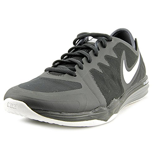 Nike Dual Fusion Tr 3 Synthétique Chaussure de Course Black-White-Anthracite-CL Grey