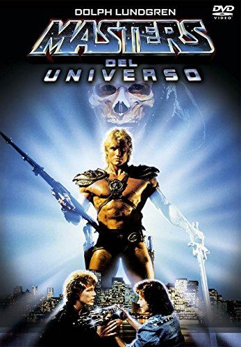 Los Masters del Universo [DVD]