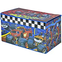 Preisvergleich für Nickelodeon Blaze & The Monster Machines Collapsible Storage Trunk by Nickelodeon