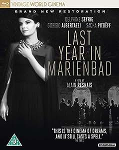 Last Year In Marienbad [Blu-ray] [2018]