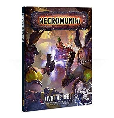 Games Workshop Livre de Règles Necromunda - Version Française
