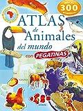 En este Atlasde Animales del mundo con pegatinas descubrirás a través de los mapas cuáles son los animales que viven en cada continente y aprenderás curiosidades sobre ellos. Y lo puedes hacer mientras te diviertes colocando las más de300 pegatinas e...
