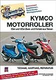 Kymco Motorroller: 50er und 125er Zwei- und Viertakt aus Taiwan
