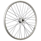 Taylor-Wheels 28 Zoll Vorderrad ZAC2000 Shimano DH-C3000-3N Vollachse - Silber