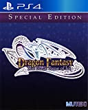 Dragon fantasy the black tome of ice (PS4 - Limited Run)