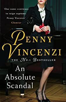 An Absolute Scandal by [Vincenzi, Penny]