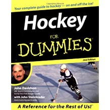 Hockey For Dummies (For Dummies (Lifestyles Paperback))