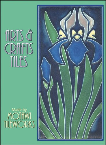 Arts & Crafts Tiles Notecards [With Envelope]