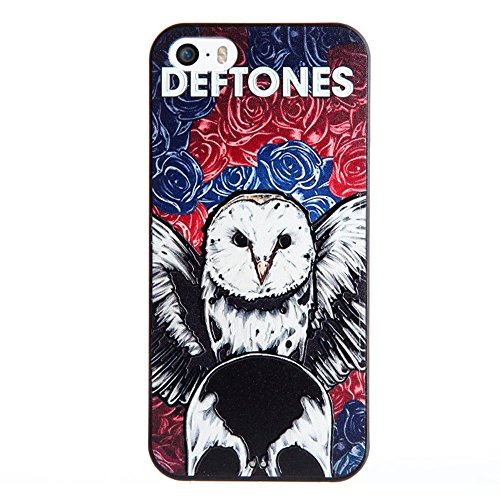 UKDANDANWEI Apple iPhone 7 Plus Hülle - TPU 3D Handyhülle Schutzhülle Silikon kratzfeste stoßdämpfende Case für Apple iPhone 7 Plus [Dummy Doll] ] ] Adler