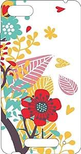Go Hooked Designer Gionee S Plus Designer Back Cover   Gionee S Plus Printed Back Cover   Printed Soft Silicone Back Cover for Gionee S Plus