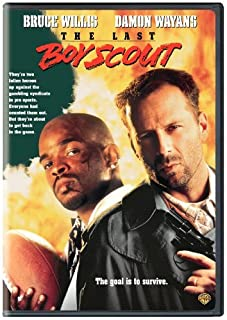 The Last Boy Scout by Bruce Willis