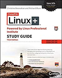 CompTIA Linux+ Powered by Linux Professional Institute: Exam LX0-103 and Exam LX0-104