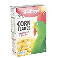 Kellogg's Corn Flakes Cereal The Original,750g Yellow