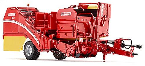 Preisvergleich Produktbild WIKING 7816 - Grimme Bunkerroder SE 260, Fahrzeuge