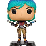 Funko 10773 POP Bobble: Star Wars: Rebels: Sabine, blau, Einheitsgröße