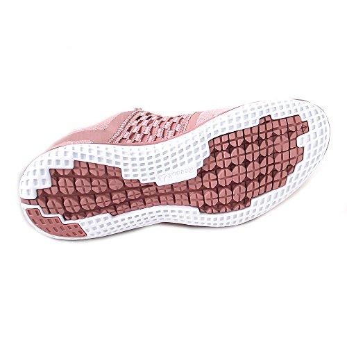 Reebok Print Run Dist, Scarpe Running Donna Rosa (Chalk Pink/porcelain)