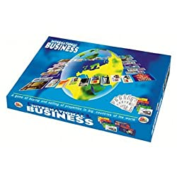 An All Time Favourite Family Game The older variations of the International Business board game have been all time favourite family games. Ekta brings you this family board game with a revamped modern day appeal and more exciting game play than ev...