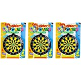 PERPETUAL BLISS™ (PACK OF 6) MAGNETIC DART GAME FOR KIDS, RETURN GIFTS FOR KIDS BIRTHDAY PARTY (FOR MORE GIFTS SEARCH FOR PERPETUAL BLISSª) Product Dimension (L X W X H)cm : 26 X 24 X 1 (MORE GIFTS SEARCH FOR PERPETUAL BLISS™)