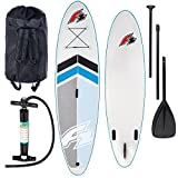 F2 Boardsports F2 TEAM Inflatable SUP stand up paddle board - ISUP Paddleboard