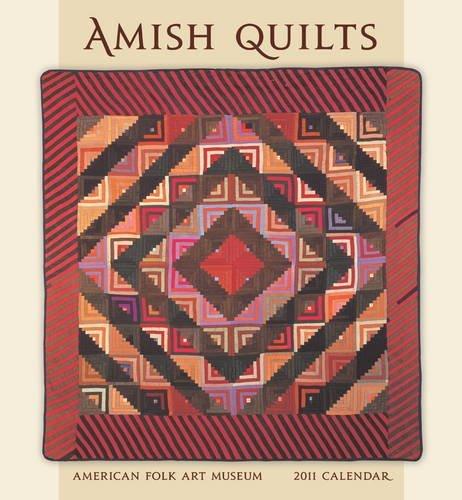 Amish Quilts 2011 Wall Calendar by American Folk Art Museum (2010-07-30) -