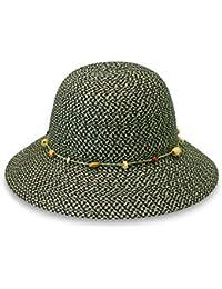 aef5a98662c Wallaroo Womens Naomi Hat - UPF50+ Sun Protection (Adjustable   Packable)