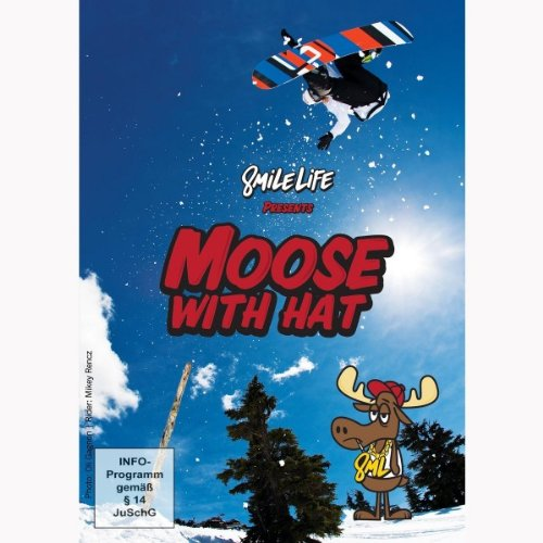 Moose with hat Chaos Ski