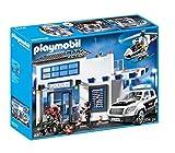 Playmobil Policía - Mega Set, única (9372)
