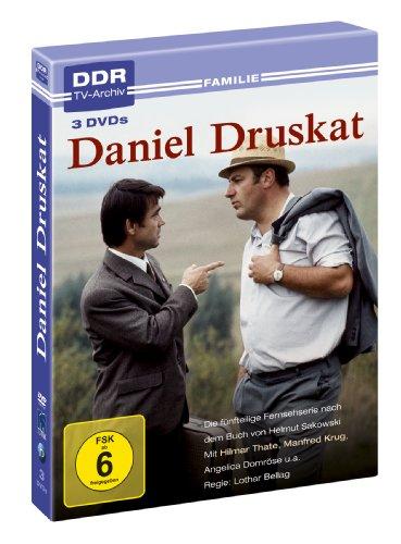 Daniel Druskat (DDR TV-Archiv) [3 DVDs] (Krug Land)