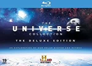 The Universe Collection - Deluxe Edition [Blu-ray] [Import anglais]