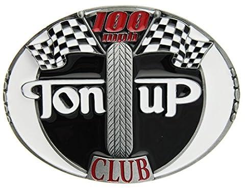 Boucle de ceinture, Ton Up Club en un de mes présentation en coffrets.