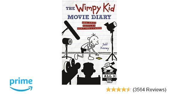The wimpy kid movie diary how greg heffley went hollywood diary the wimpy kid movie diary how greg heffley went hollywood diary of a wimpy kid amazon jeff kinney 0000141345152 books solutioingenieria Choice Image